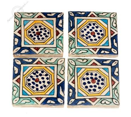 Arabic tile ref. 18