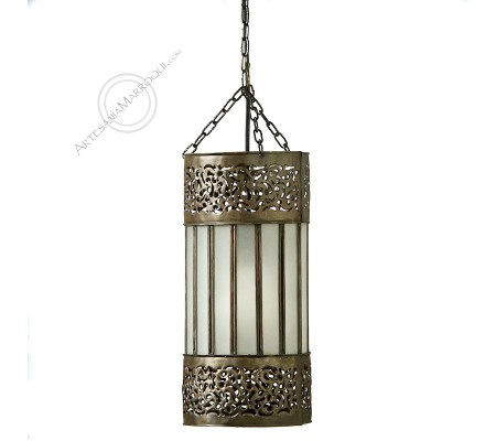 Medium Cylindrical Lamp