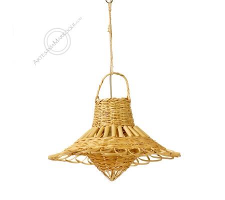 Cane lamp