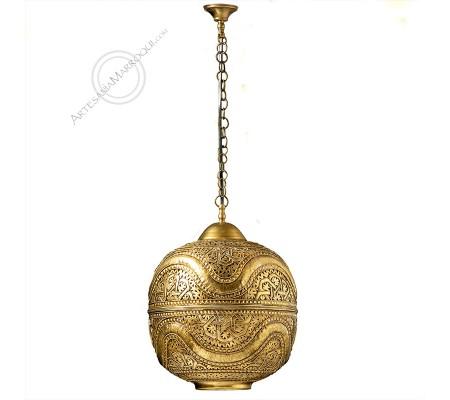 Lámpara de cobre Tan Tan