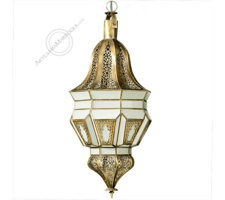 Lámpara Alhoceima cobre grande
