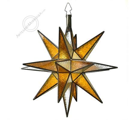 Lámpara estrella gigante