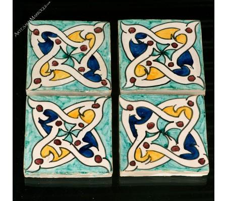Azulejo árabe ref.17