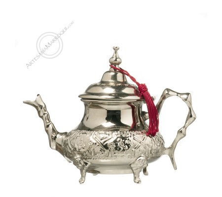 Small wide teapot