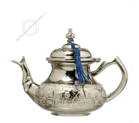 Small teapot for vitroceramic hob