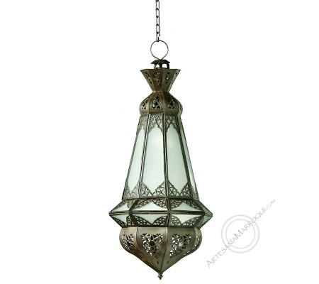 Frosted Glass MERZOUGA Lamp