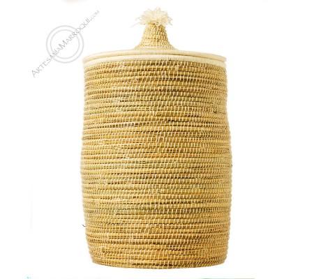 Large esparto basket