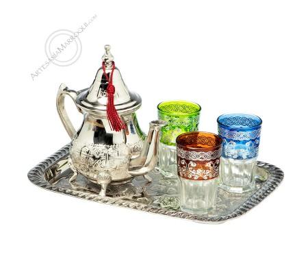 Basic tea set