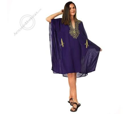 Faracha color violeta