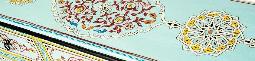 Muebles Artesanos Árabes | Decoración árabe | Artesanía-marroqui.com