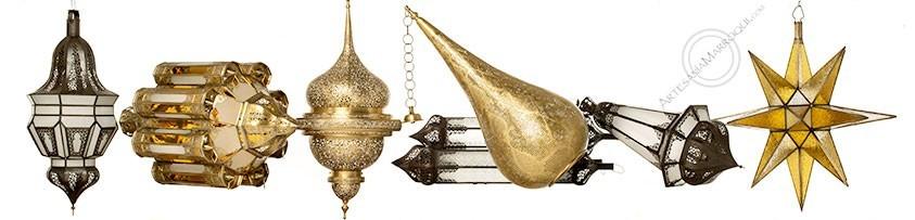 Grandes Lámparas Árabes