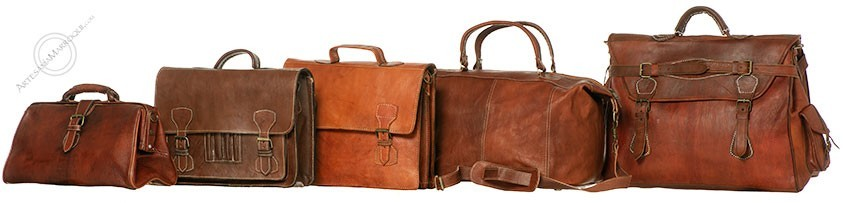 Bolsos de viaje y maletines