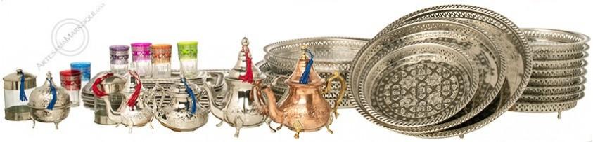 Moroccan Tea Sets